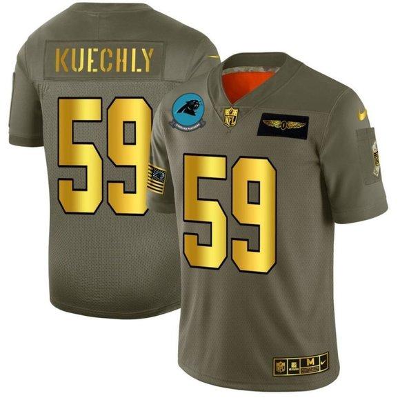 Carolina Panthers Luke Kuechly Jersey (1) NWT